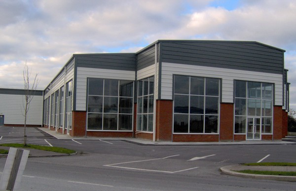 Mastertech Business Park Longford