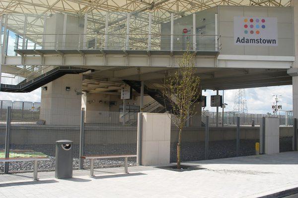 Adamstown Railway Bridge