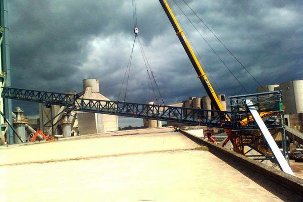 Irish Cement Bridge