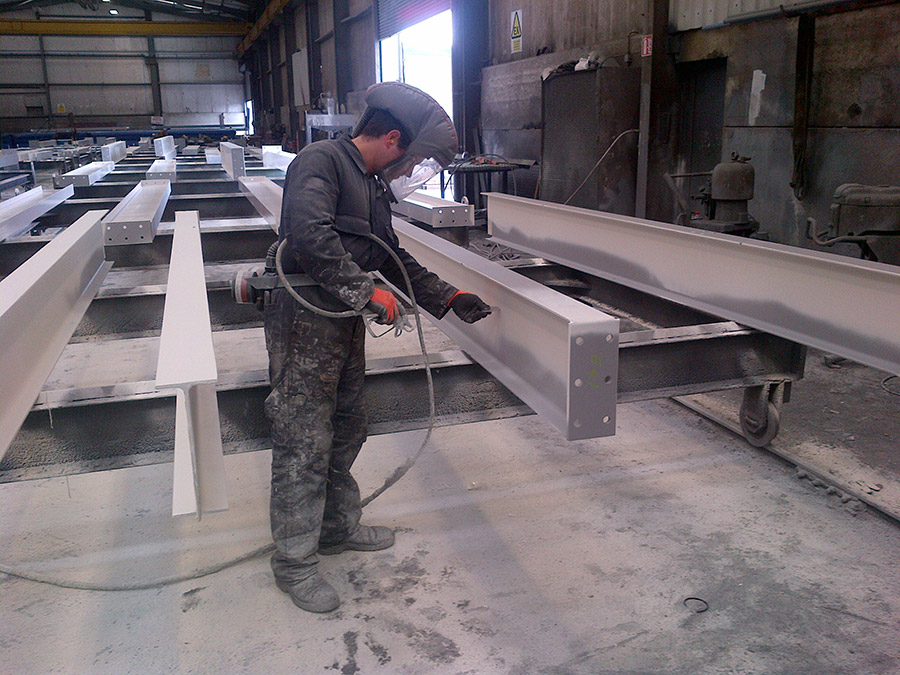 Steel Fabrication Kiernan Structural Steel Ltd