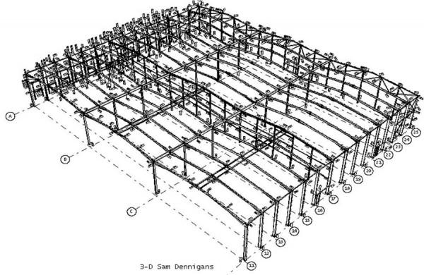 Sam Dennigan 3D