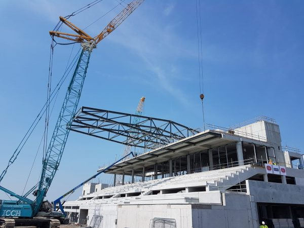 The Curragh Racecourse Redevelopment Kiernan Structural