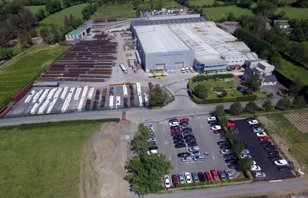 kiernan steel factory longford